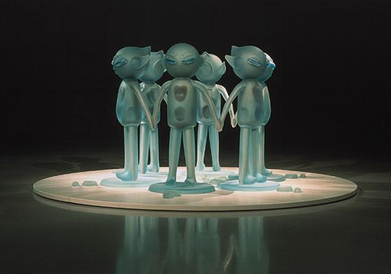 Марико Мори. Гейша значит «человек искусства». Изображение № 12.