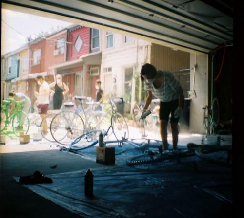 Good Bike Project: велосипед как искусство. Изображение № 18.