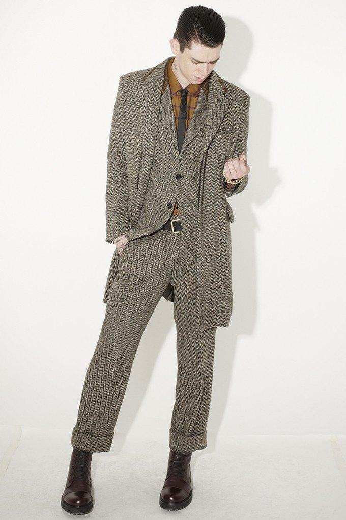 Marni и Marc Jacobs выпустили новые лукбуки. Изображение № 36.