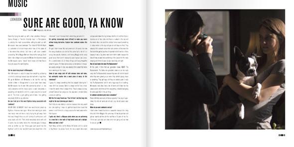 Лучшие журналы месяца на Issuu.com. Изображение № 44.