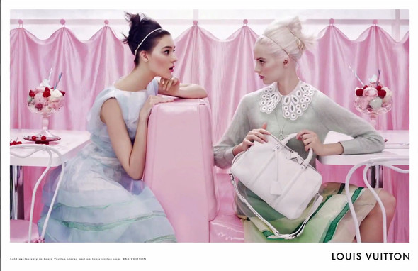 Кампания: Louis Vuitton SS 2012. Изображение № 5.
