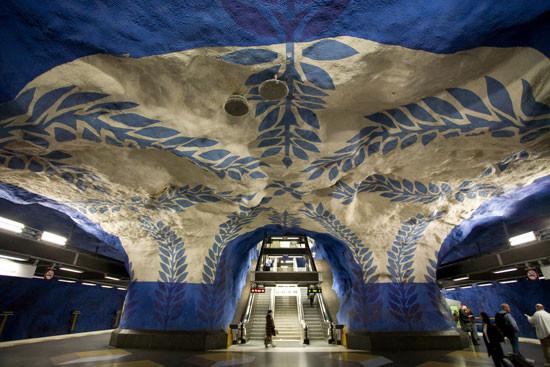 Архитектура подземок. Изображение № 2.