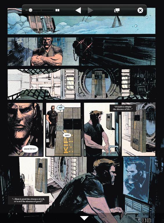 В Сеть выложили комикс-приквел к «Интерстеллару». Изображение № 7.