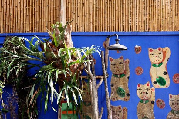 Дом и студия художницы Isabelle Tuchband в Сан Пауло.. Изображение № 15.