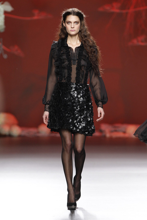 Madrid Fashion Week A/W 2012: Francis Montesinos. Изображение № 16.