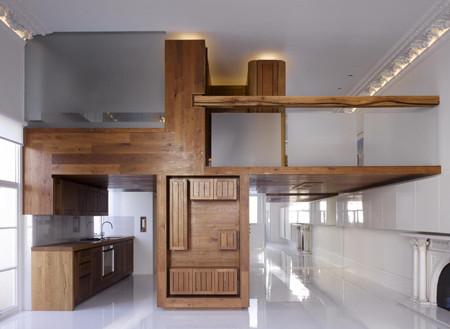 А-ля натюрель: материалы в интерьере и архитектуре. Изображение № 37.