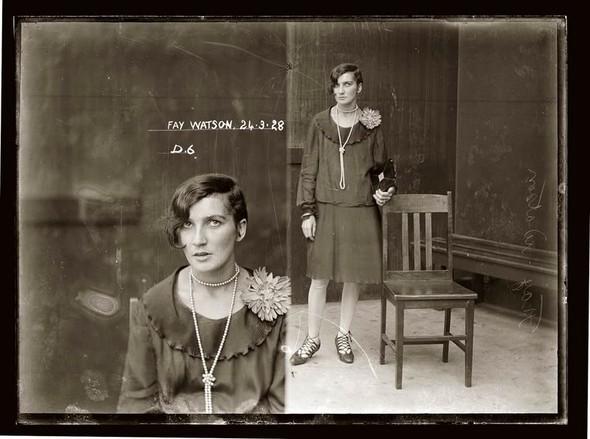 Фотографии американских гангстеров начала 20 века. Изображение № 20.