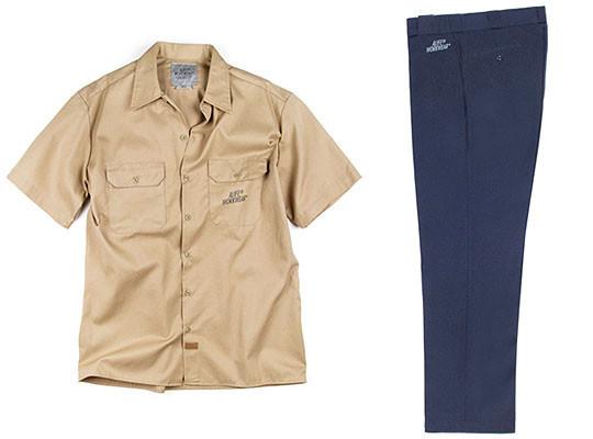 Новый streetwear: Dickies Workwear. Изображение № 4.
