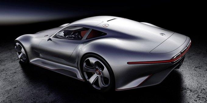 Mercedes-Benz разработала концепт спорткара для новой части Gran Turismo. Изображение № 13.