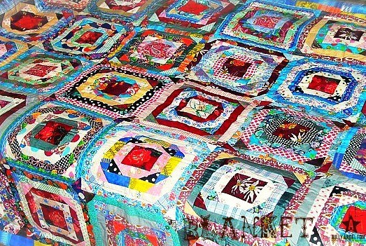 Ручные одеяльца. Изображение № 8.