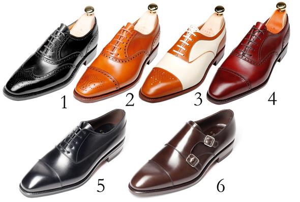 """Классическая обувь от испанских обувщиков """"Carmina Shomaker"""". Изображение № 3."""