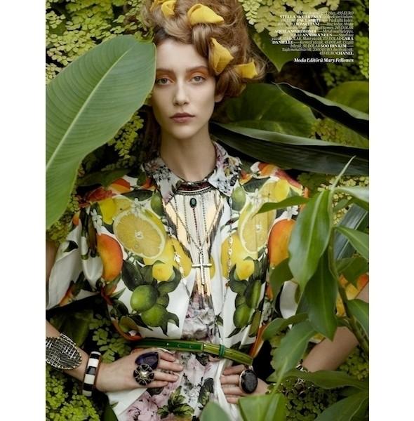 Изображение 45. Съемки: 10, Elle и Vogue.. Изображение № 44.