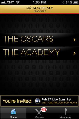 Изображение 2. Кинопремия Оскар 2011 и ваш собственный фильм эксклюзивно на экранах iPhone.. Изображение № 2.