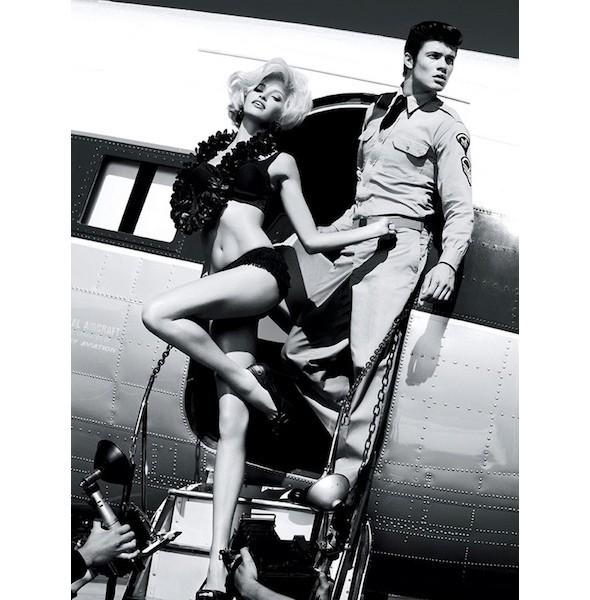 Изображение 53. Рекламные кампании: Chanel, Donna Karan, Stella McCartney и другие.. Изображение № 52.