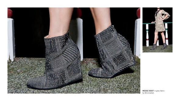 Изображение 14. Лукбуки обуви: Jeffrey Campbell, Modern Vintage и Solestruck.. Изображение № 30.
