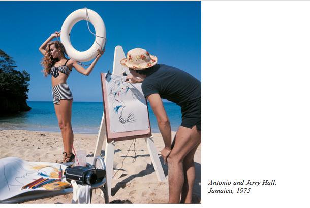 Antonio Lopez - легендарный fashion-иллюстратор. Изображение № 17.