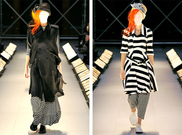 Неделя моды в Париже: день пятый. Изображение № 10.