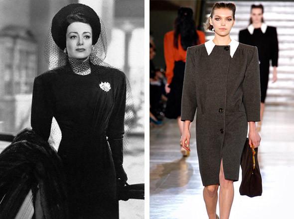 Винтаж и мода: От барахолки до подиума. Изображение № 7.