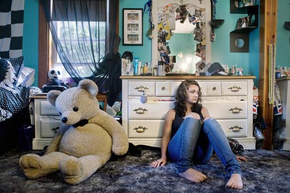 """Изображение 11. """"Девушки и их комнаты"""".. Изображение № 11."""