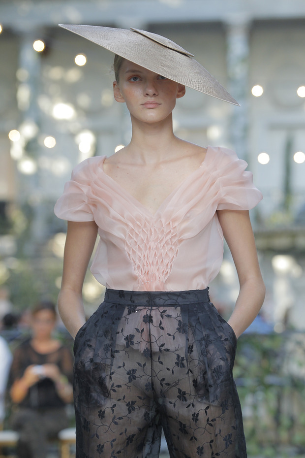 Madrid Fashion Week SS 2013: DELPOZO . Изображение № 9.