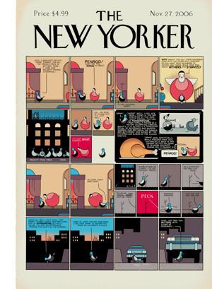 10 иллюстраторов журнала New Yorker. Изображение №57.