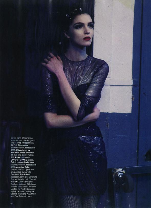 Fashion Fantasy byPeter Lindbergh. Изображение № 13.