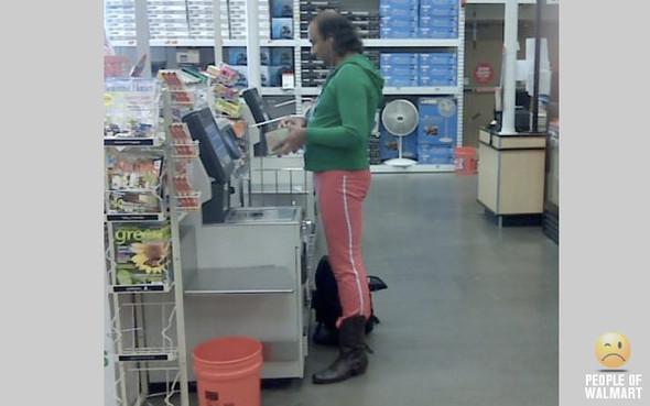 Покупатели Walmart илисмех дослез!. Изображение № 67.