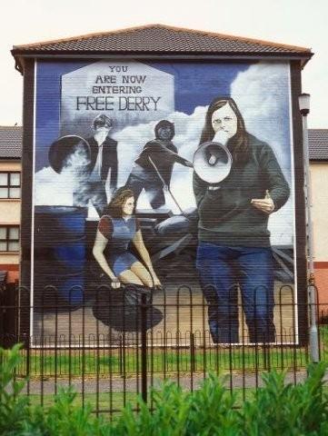 Граффити Ольстера. Изображение № 40.