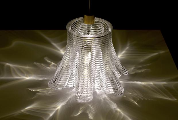 В MIT показали печать расплавленным стеклом иизделия изнего. Изображение № 15.