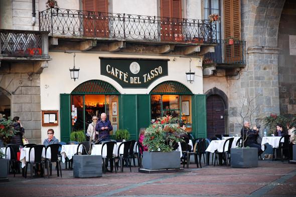 Caffe Del Tasso. Изображение №43.