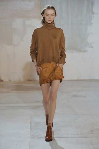 Коллекция ACNE Fall/Winter 2011-2012 Women. Изображение № 13.