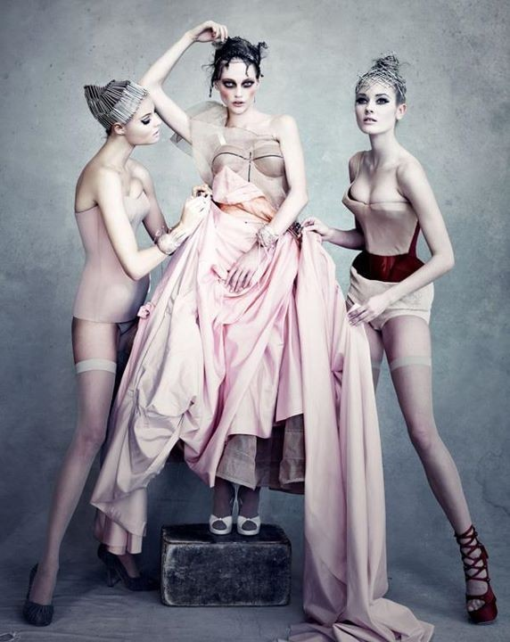 Dior Couture by Demarchelier. Изображение № 4.