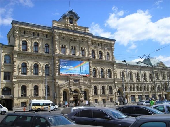 Москва свозь столетия. Изображение № 31.