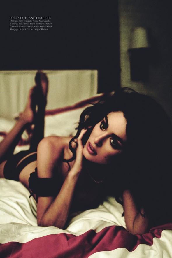Съёмка: Николь Тренфио для LoveCat. Изображение № 5.