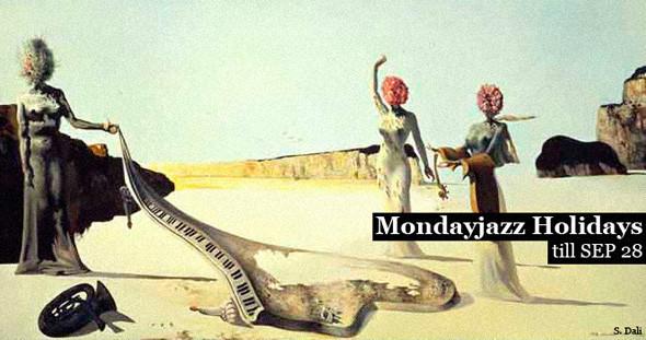 Mondayjazz иLaid Back. Изображение № 1.