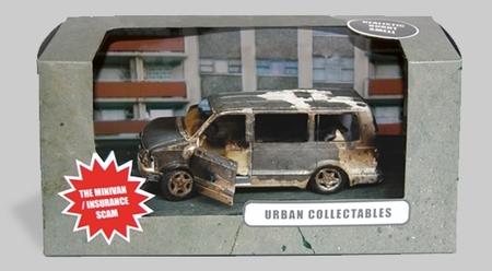 Индивидуально сожженые коллекционные модели автомобилей. Изображение № 3.