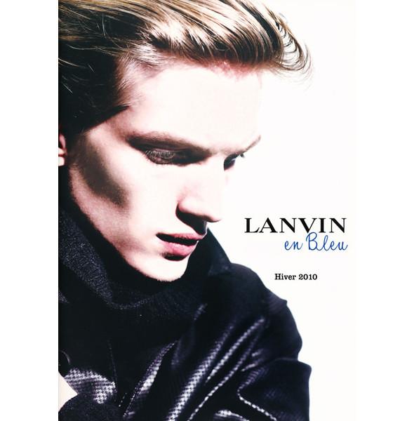 Изображение 1. Мужские лукбуки: Lanvin en Bleu, T by Alexander Wang, Tom Ford и другие.. Изображение № 1.