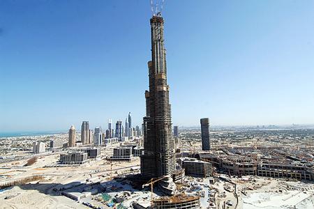 Высочайшее здание наземле. Изображение № 2.