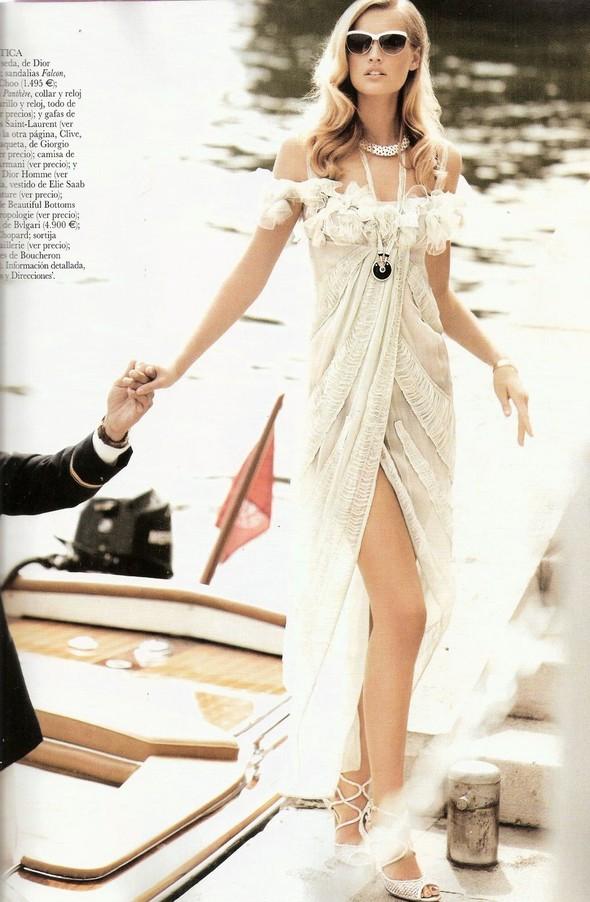 Съемка: Тони Гаррн и Клайв Оуэн для Vogue. Изображение № 7.