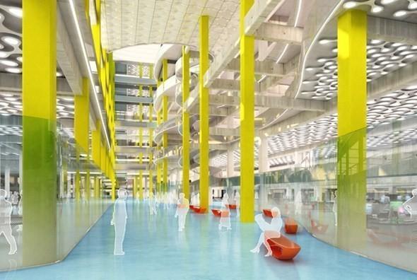 Музей Виктории и Альберта: новый архитектурный проект. Изображение № 13.