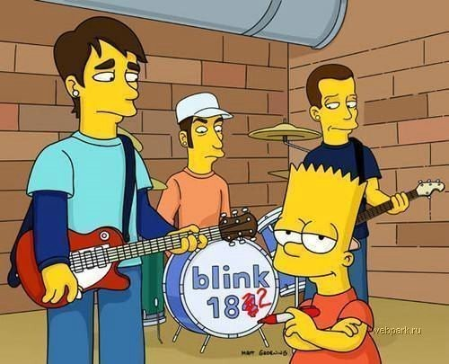 Bands to watch in Simpsons. Изображение № 21.