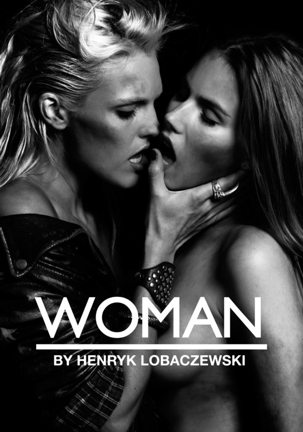 """Woman"" by Henryk Lobaczewski (NSFW). Изображение № 1."