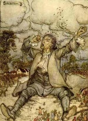 Arthur Rackham (1867–1939). Изображение № 12.