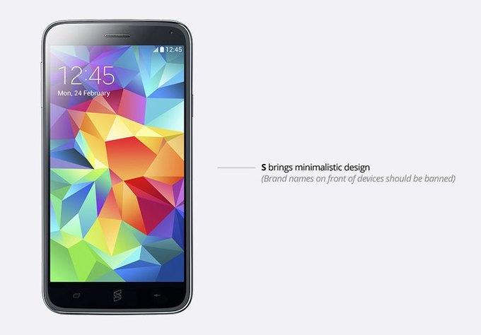 Дизайнер предложил ребрендинг Samsung . Изображение № 9.