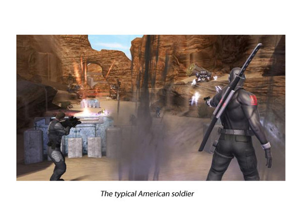 Typical American иличто думают обамериканцах?. Изображение № 12.