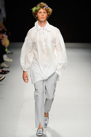 Неделя мужской моды в Милане: День 2. Изображение № 44.
