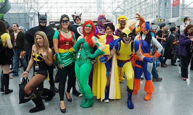 Продюсеры Comic-Con запустят фестиваль о комиксах. Изображение № 1.