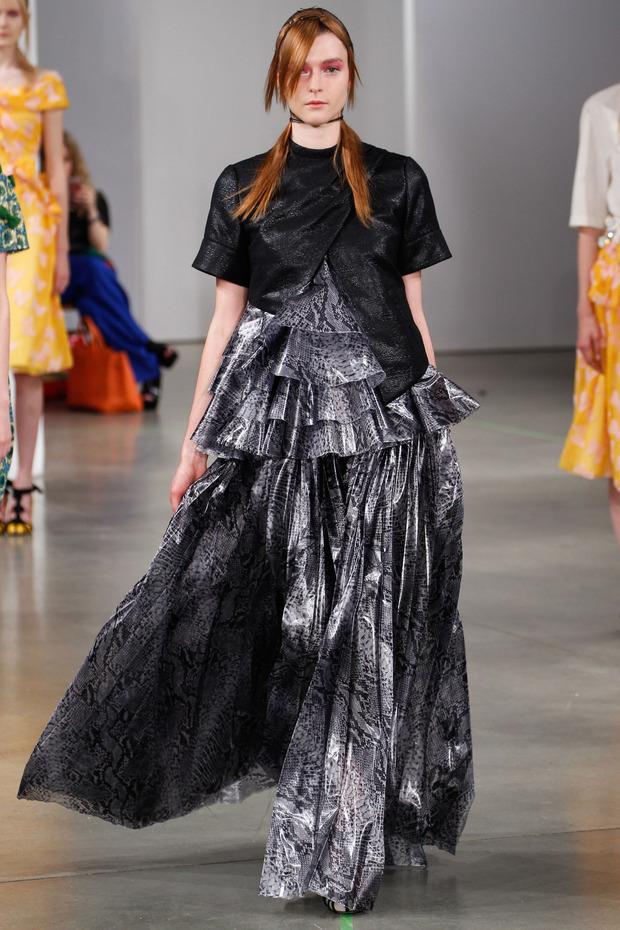 Неделя моды в Нью-Йорке: День 1. Изображение № 20.