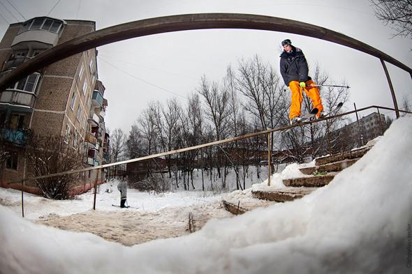 Skislide, Подмосковье. Изображение № 11.