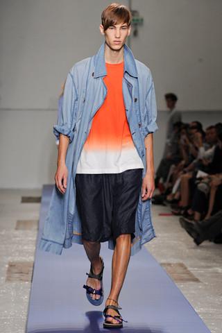 Неделя мужской моды в Париже: День 2. Изображение № 27.